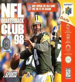 NFL Quarterback Club 98 ROM