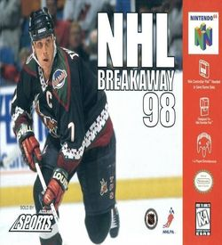 NHL Breakaway 98 ROM