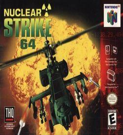Nuclear Strike 64 ROM