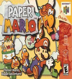 Paper Mario (v2) ROM