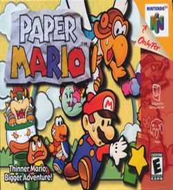 Paper Mario ROM