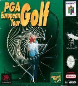 PGA European Tour ROM