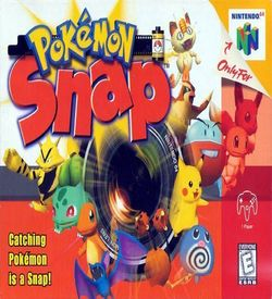 Pokemon Snap Station ROM