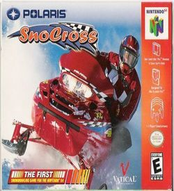 Polaris SnoCross ROM