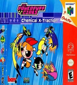 Powerpuff Girls, The - Chemical X-Traction ROM