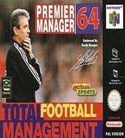 Premier Manager 64 ROM