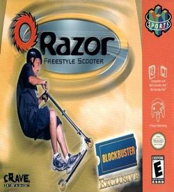 Razor Freestyle Scooter ROM