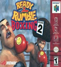 Ready 2 Rumble Boxing - Round 2 ROM