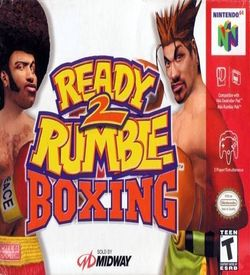 Ready 2 Rumble Boxing ROM