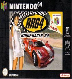 RR64 - Ridge Racer 64 ROM