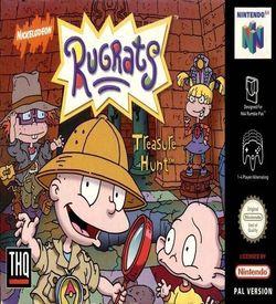 Rugrats - Treasure Hunt ROM