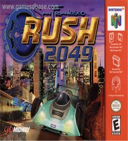San Francisco Rush 2049 ROM