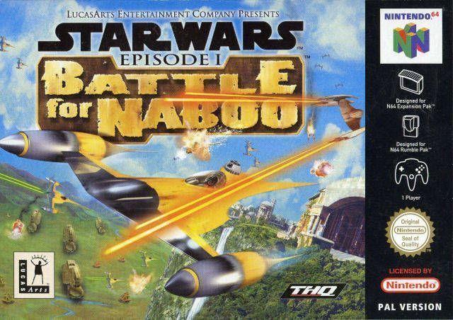 Star Wars Episode I - Battle For Naboo