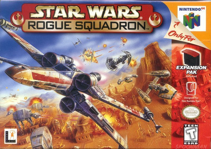 Star Wars - Rogue Squadron (V1.1)
