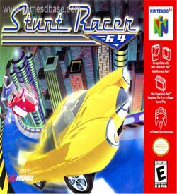 Stunt Racer 64 ROM