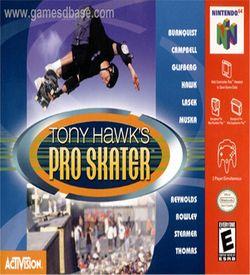 Tony Hawk's Pro Skater ROM