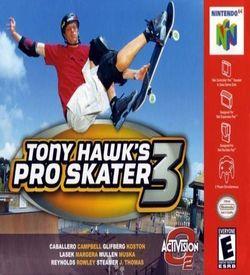 Tony Hawk's Pro Skater 3 ROM