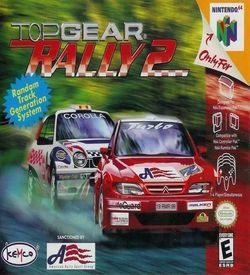 Top Gear Rally 2 ROM