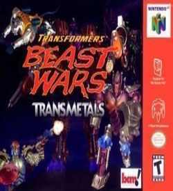 Transformers - Beast Wars Transmetal ROM