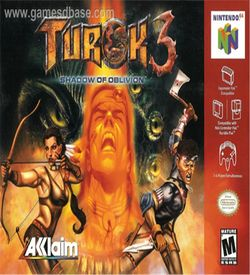 Turok 3 - Shadow Of Oblivion ROM