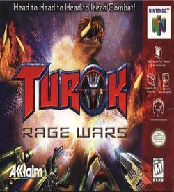 Turok - Rage Wars ROM
