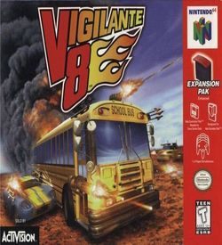 Vigilante 8 ROM