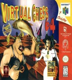 Virtual Chess 64 ROM