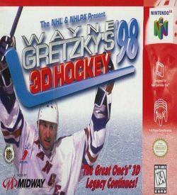Wayne Gretzky's 3D Hockey '98 ROM