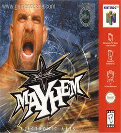 WCW Mayhem ROM