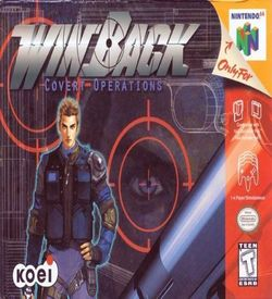 WinBack - Covert Operations ROM