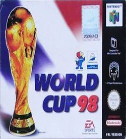 World Cup 98 ROM