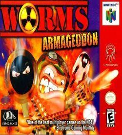 Worms - Armageddon ROM