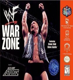 WWF - War Zone ROM
