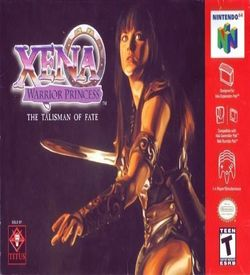 Xena Warrior Princess - The Talisman Of Fate ROM