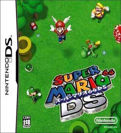 0025 - Super Mario 64 DS ROM