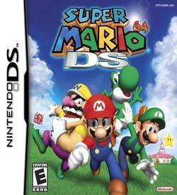 0037 - Super Mario 64 DS ROM