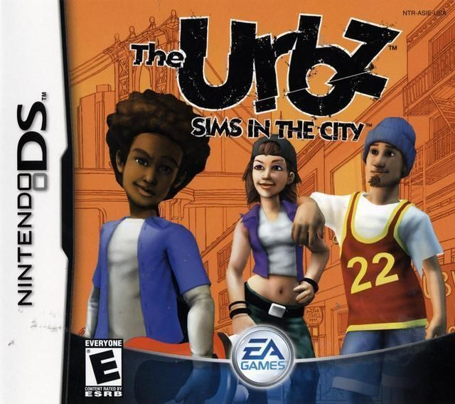 0045 - Urbz - Sims In The City, The