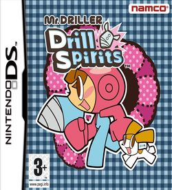 0048 - Mr. Driller - Drill Spirits ROM
