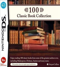 3212 - 100 Classic Book Collection ROM