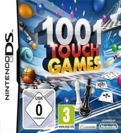 5926 - 1001 Touch Games ROM