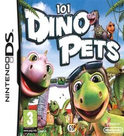 4218 - 101 Dino Pets (EU)(BAHAMUT) ROM