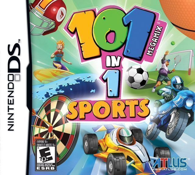 5241 - 101-in-1 Megamix Sports