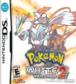 6043 - Pokemon - White 2 (Patched-and-EXP-Fixed) ROM