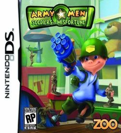 3009 - Army Men - Soldiers Of Misfortune ROM
