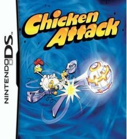 1696 - Chicken Attack DS (Cyber-T) ROM