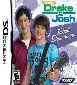 1291 - Drake & Josh - Talent Showdown ROM