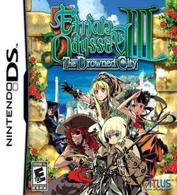 5233 - Etrian Odyssey III - The Drowned City ROM