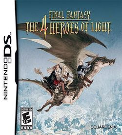 5258 - Final Fantasy - The 4 Heroes Of Light ROM