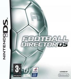 3094 - Football Director DS ROM