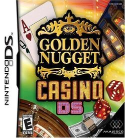 0214 - Golden Nugget Casino DS ROM